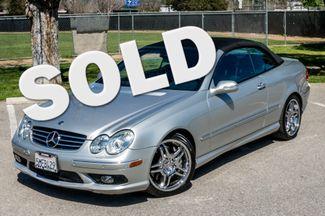 2005 Mercedes-Benz CLK55 AMG Reseda, CA
