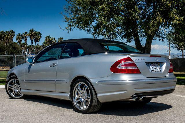 2005 Mercedes-Benz CLK55 AMG Reseda, CA 9