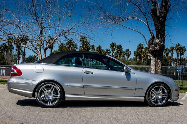 2005 Mercedes-Benz CLK55 AMG Reseda, CA 8