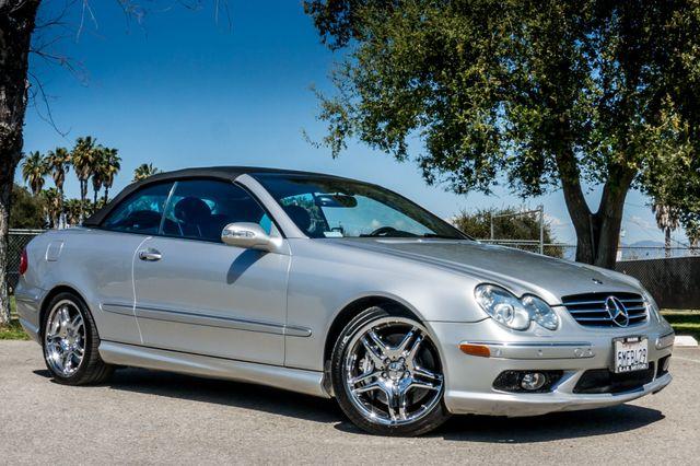 2005 Mercedes-Benz CLK55 AMG Reseda, CA 5