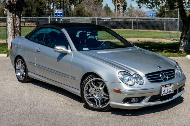 2005 Mercedes-Benz CLK55 AMG Reseda, CA 49