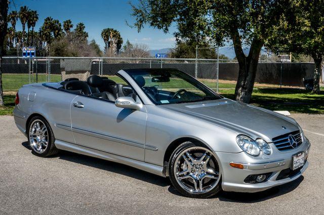 2005 Mercedes-Benz CLK55 AMG Reseda, CA 50