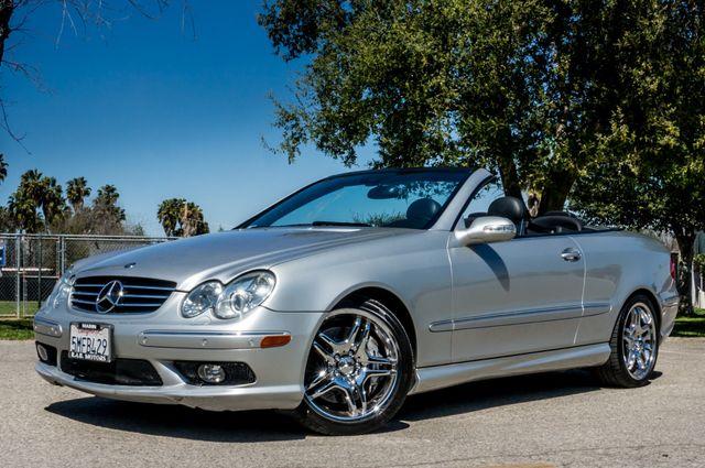 2005 Mercedes-Benz CLK55 AMG Reseda, CA 2