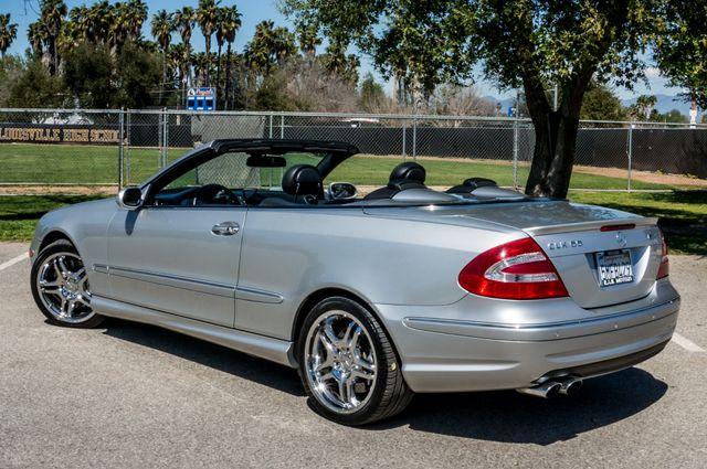 2005 Mercedes-Benz CLK55 AMG Reseda, CA 10