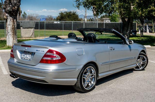 2005 Mercedes-Benz CLK55 AMG Reseda, CA 12