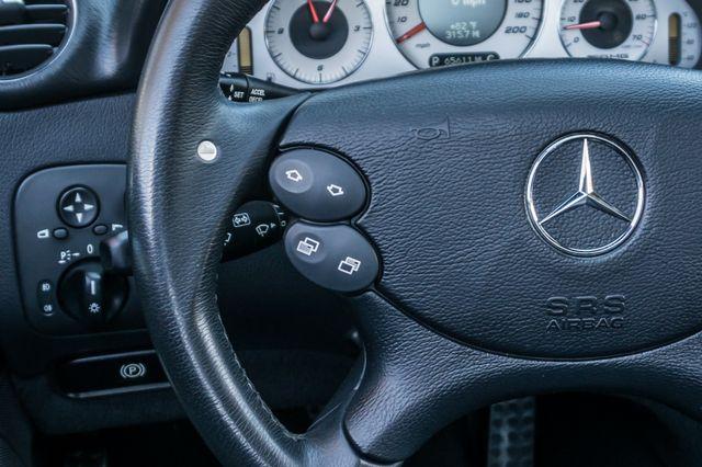 2005 Mercedes-Benz CLK55 AMG Reseda, CA 24