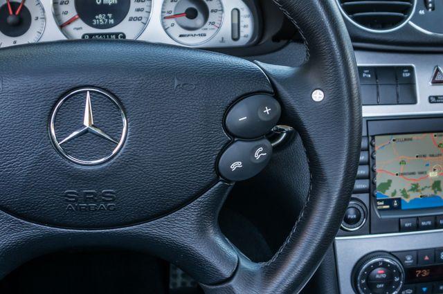 2005 Mercedes-Benz CLK55 AMG Reseda, CA 25