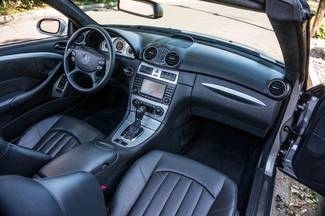 2005 Mercedes-Benz CLK55 AMG Reseda, CA 38