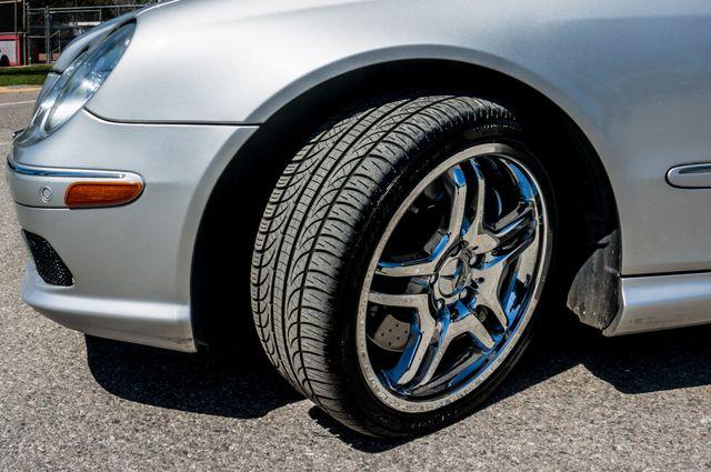 2005 Mercedes-Benz CLK55 AMG Reseda, CA 16