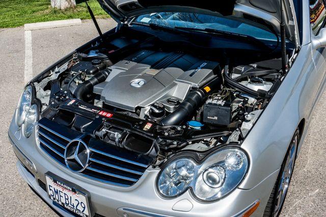 2005 Mercedes-Benz CLK55 AMG Reseda, CA 40