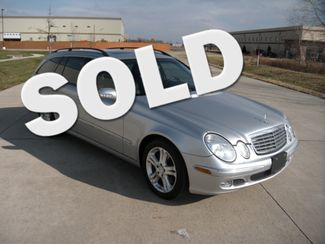 2005 Mercedes-Benz E Class E500 4MATIC Chesterfield, Missouri