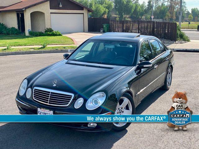 2005 Mercedes-Benz E320 3.2L SPORTS PK NAVIGATION NEW TIRES SERVICE RECORDS in Van Nuys, CA 91406