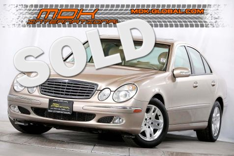 2005 Mercedes-Benz E320 - 4Matic AWD - Heated seats in Los Angeles