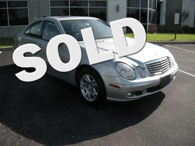 2005 Mercedes-Benz E320 3.2L CDI Chesterfield, Missouri