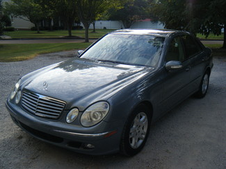 2005 mercedes benz e320 3 2l cdi diesel collierville tennessee regal auto credit. Black Bedroom Furniture Sets. Home Design Ideas