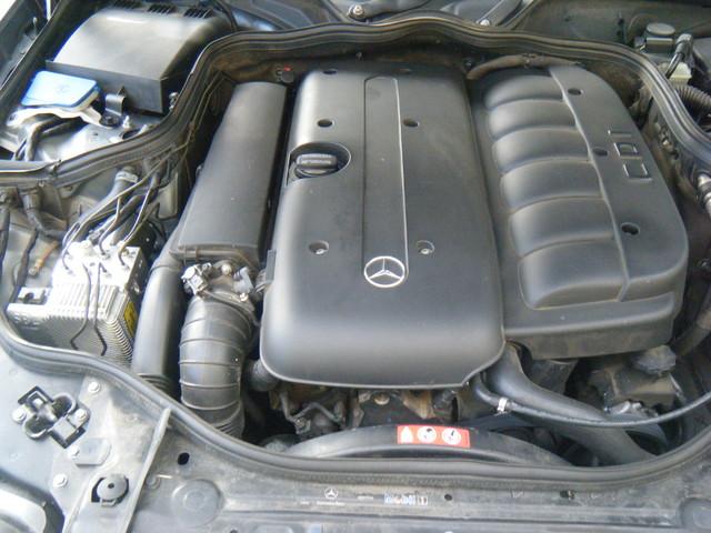 2005 Mercedes-Benz E320 3.2L CDI diesel Collierville, Tennessee 13