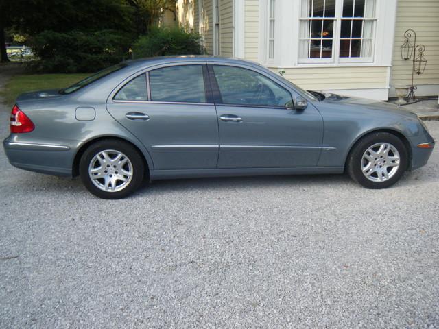 2005 Mercedes-Benz E320 3.2L CDI diesel Collierville, Tennessee 3