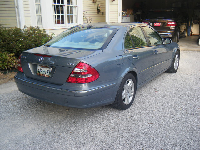 2005 Mercedes-Benz E320 3.2L CDI diesel Collierville, Tennessee 4