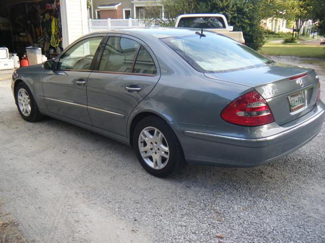 2005 Mercedes-Benz E320 3.2L CDI diesel Collierville, Tennessee 7