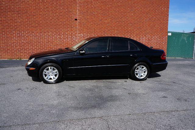 2005 Mercedes-Benz E320 DIESEL 3.2L CDI