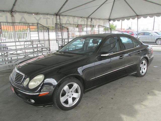 2005 Mercedes-Benz E320 3.2L Gardena, California
