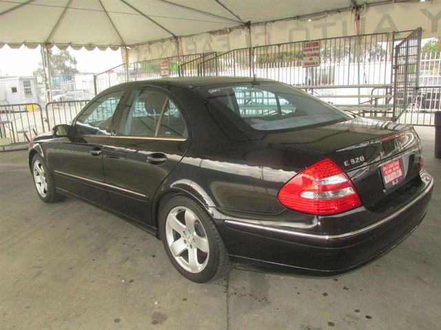 2005 Mercedes-Benz E320 3.2L Gardena, California 1
