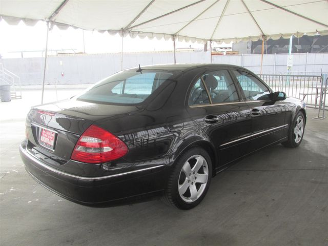 2005 Mercedes-Benz E320 3.2L Gardena, California 2