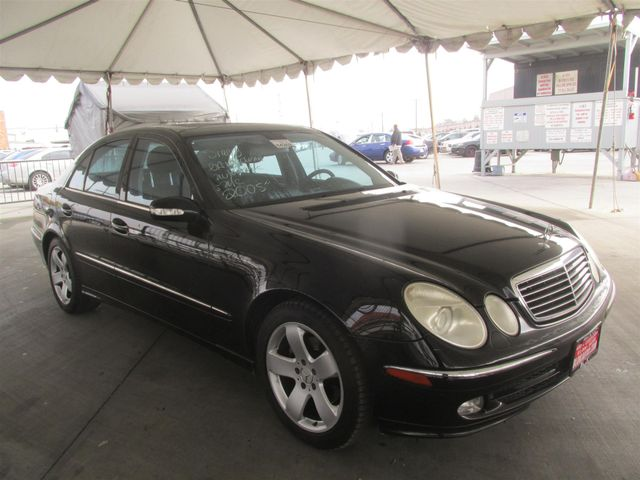 2005 Mercedes-Benz E320 3.2L Gardena, California 3