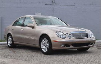 2005 Mercedes-Benz E320 3.2L Hollywood, Florida 1