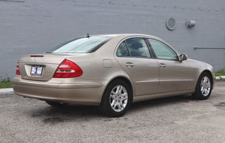 2005 Mercedes-Benz E320 3.2L Hollywood, Florida 4