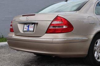 2005 Mercedes-Benz E320 3.2L Hollywood, Florida 36