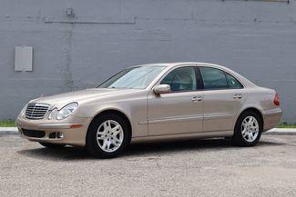 2005 Mercedes-Benz E320 3.2L Hollywood, Florida 23