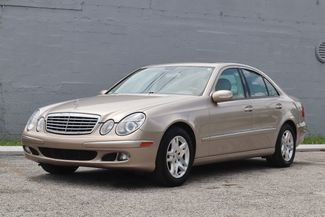 2005 Mercedes-Benz E320 3.2L Hollywood, Florida 31