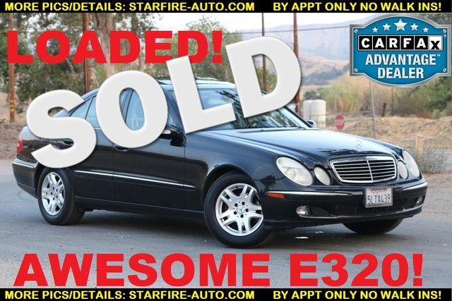 2005 Mercedes-Benz E320 3.2L Santa Clarita, CA