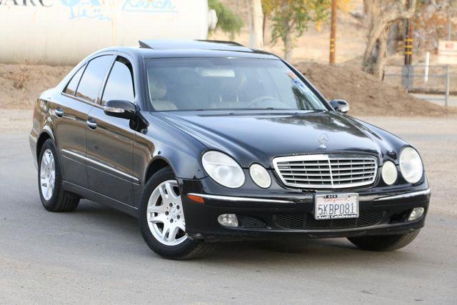 2005 Mercedes-Benz E320 3.2L Santa Clarita, CA 3