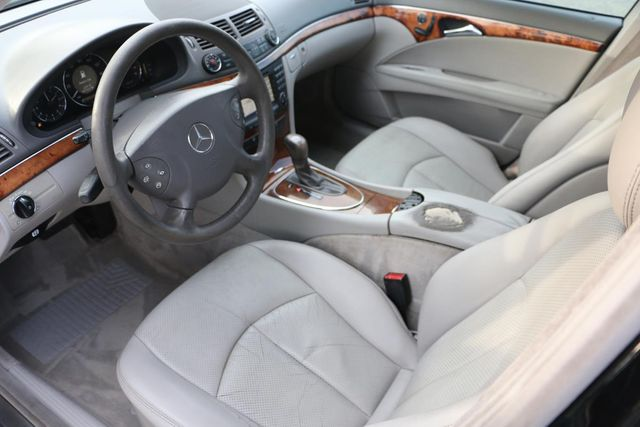 2005 Mercedes-Benz E320 3.2L Santa Clarita, CA 8