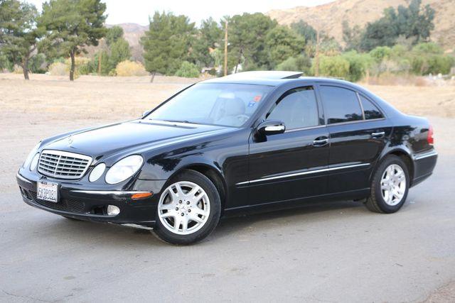 2005 Mercedes-Benz E320 3.2L Santa Clarita, CA 1