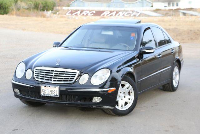 2005 Mercedes-Benz E320 3.2L Santa Clarita, CA 4
