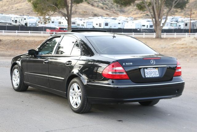 2005 Mercedes-Benz E320 3.2L Santa Clarita, CA 5