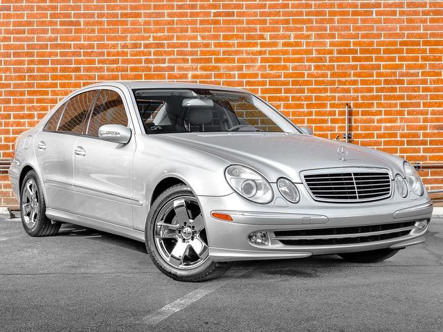 2005 Mercedes-Benz E500 5.0L Burbank, CA 1