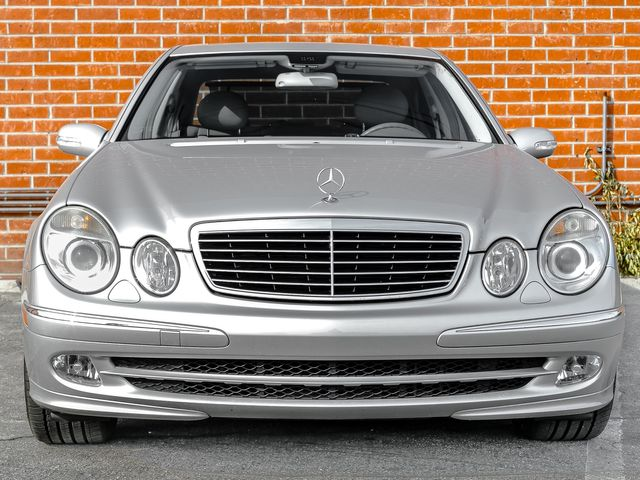2005 Mercedes-Benz E500 5.0L Burbank, CA 2