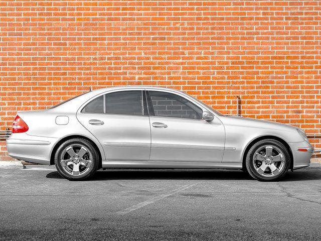 2005 Mercedes-Benz E500 5.0L Burbank, CA 4