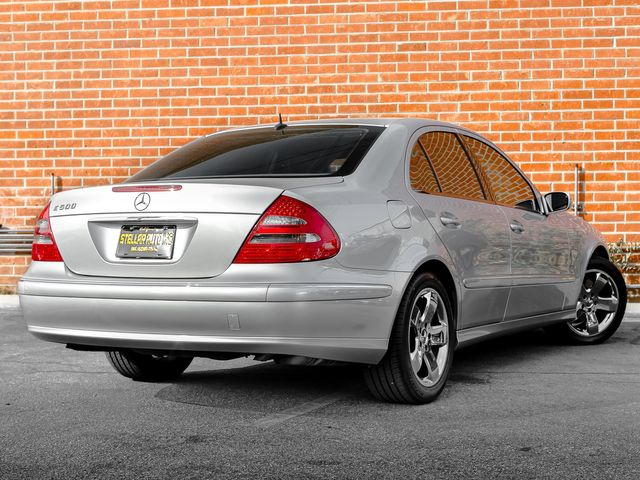 2005 Mercedes-Benz E500 5.0L Burbank, CA 6