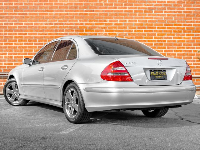 2005 Mercedes-Benz E500 5.0L Burbank, CA 7