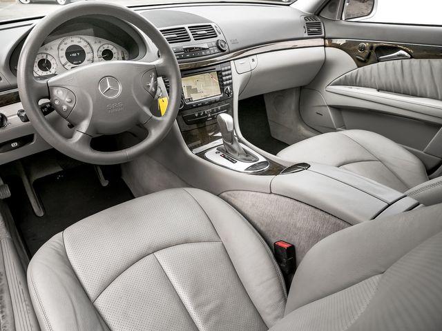 2005 Mercedes-Benz E500 5.0L Burbank, CA 9