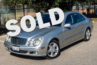 2005 Mercedes-Benz E500 5.0L Reseda, CA