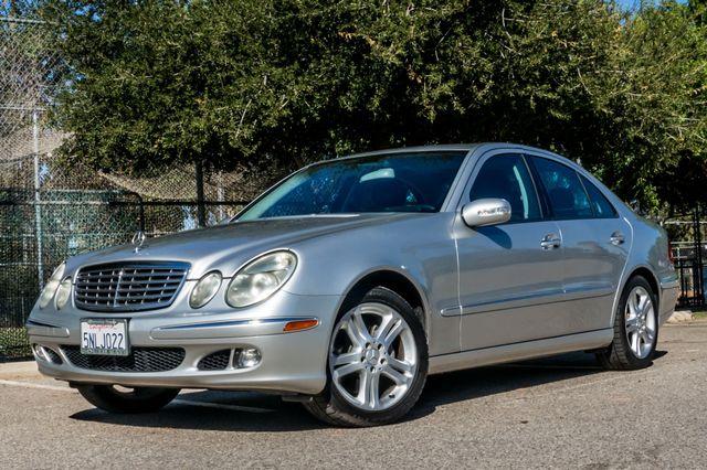 2005 Mercedes-Benz E500 5.0L Reseda, CA 1