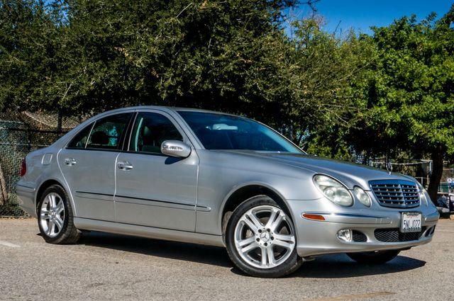 2005 Mercedes-Benz E500 5.0L Reseda, CA 3