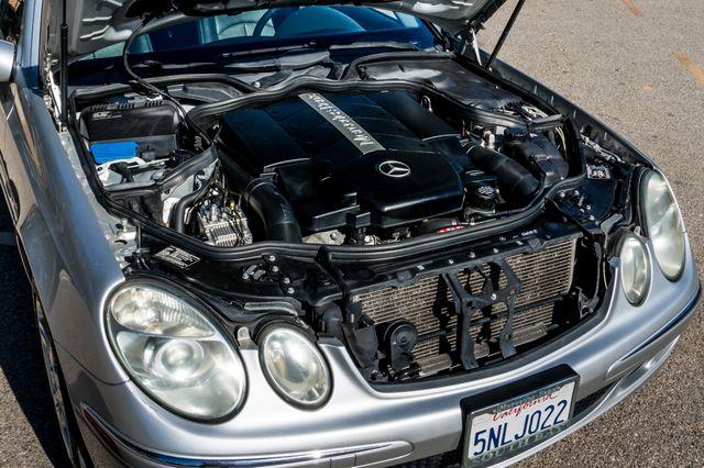 2005 Mercedes-Benz E500 5.0L Reseda, CA 41