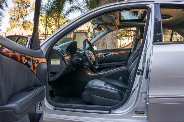 2005 Mercedes-Benz E500 5.0L Reseda, CA 14
